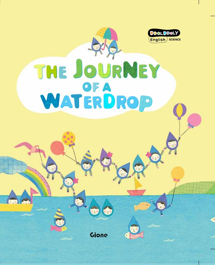 DDOL DDOLY  THE JOURNEY OF A WATERDROP