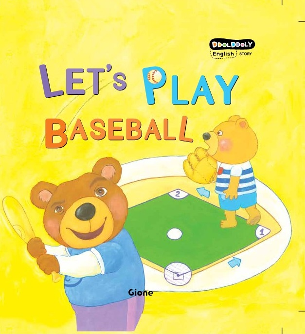 DDOL DDOLY LET'S' PLAY BASEBALL