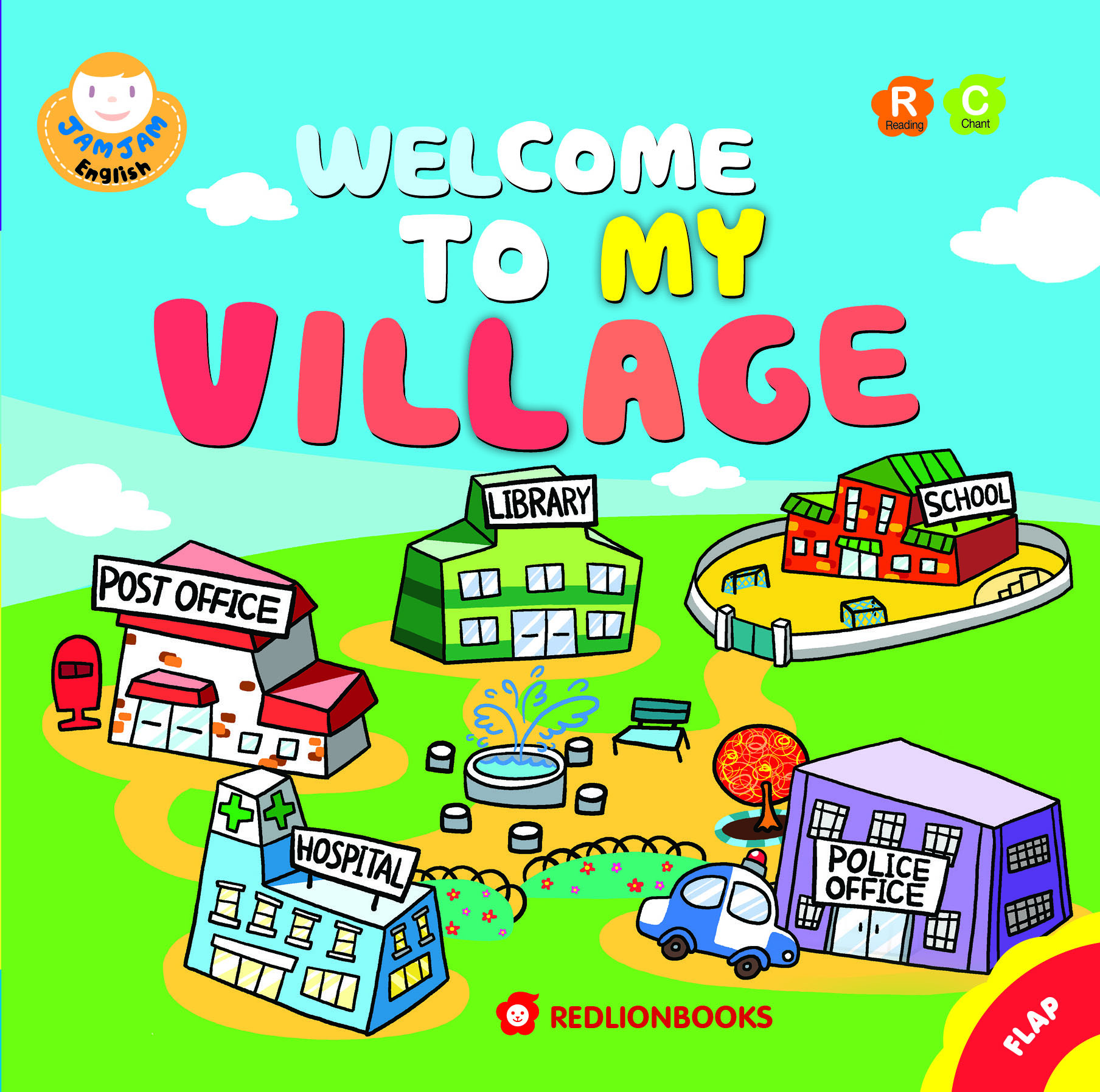 JAMJAM Enaglish WELCOME TO MY VILLAGE
